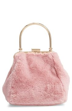 f818639b211e Chic Nordstrom Faux Fur Clutch womens handbags. [$69] newtopgoods from top  store