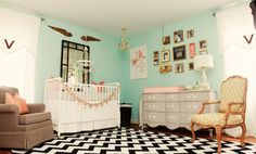 Gorgeous Nursery #nursery