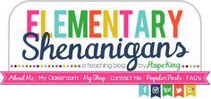 Elementary Shenanigans  Hope King (underviser på Ron Clark Academy) deler på denne blog undervisningsforløb med fokus på at give eleverne en på opleveren. Meget inspirerende hvis man er et legebarn :-)