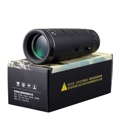 Universal 10x40 Hiking Concert Camera Lens Monocular+Phone Holder For Smartphone Sale - Banggood.com