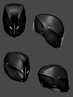 I'm starting to think I created the patrols simply for their awesome outfits... anywho, these are their helmets.