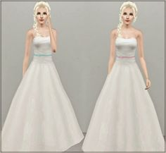 39 Best Sims 3 Wedding Dresses Hairstyles And Jewelry Images Alon