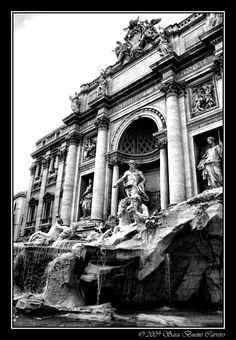 Fontana di Trevi, Roma, Lazio