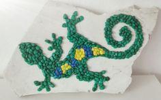 Stones Lizard