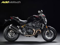 Essai de la Ducati Monster 1200R 2016 - Le monstre affûte ses crocs » AcidMoto.ch, le site suisse de l'information moto