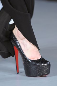 Strut the streets in Louboutin!