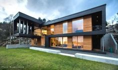Top 5 Wooden House Designs – Best of 2009