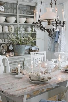 Inspiring diy french country decor ideas 38