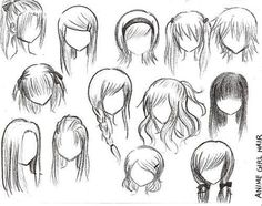 I really love this hairstyles!