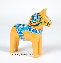 dala horse - want to paint my own some day