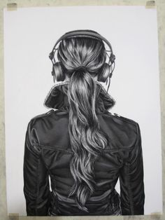 """by Yanni Floros """"I just finished this drawing. I consider it at a new level compared to all my other drawings, I'm proud of it. It will be on show at These Walls Don't Lie Gallery in Adelaide from Thursday. Here is the fbook event...."""