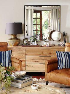 Jessica Alba's Home (via http://www.popsugar.com)
