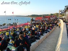 Anzac Day at the Gallipoli by TheTurkeyTours.com