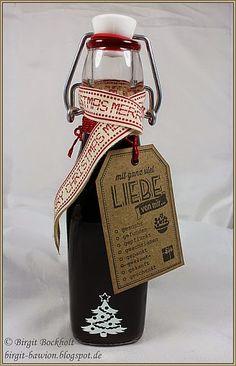 Hallo, Anfang Dezember stand basteln in der Küche auf meiner ToDo-Liste. :-) Das Material: Der...