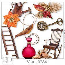 Vol. 0284 Autumn Mix by D's Design  #CUdigitals cudigitals.comcu commercialdigitalscrapscrapbookgraphics #digiscrap