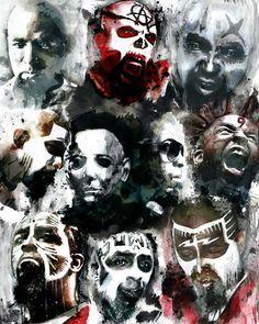 The Series by Zach Woolsey Strange Music, Strange Art, Tech N9ne, Music Memes, Weird Art, Rap, Horror, Amazing People, 4 Life