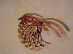 """Chesx - Kinetic Art Sculpture - """"On Eagles Wings"""""""