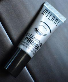 Milani Eyeshadow Primer is a bargain beauty best!
