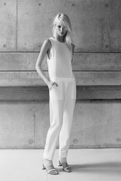 Style - Minimal + Classic: Sasha Luss for IRO