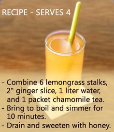 Lemongrass tea has been a folk medicine for a long time now. Read on to find out what are the lemongrass tea uses, its health benefits and how to make it. Lemongrass Recipes, Yummy Drinks, Healthy Drinks, Healthy Recipes, Juice Smoothie, Smoothies, Chamomile Tea, Tea Recipes, Health Foods