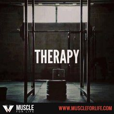 best form of therapy #Bodybuilding #Motivation - This Is Where We Fight with Ronnie Coleman http://youtu.be/ErEornC0O5M