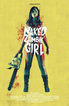 First Official Trailer & Poster for Naked Zombie Girl