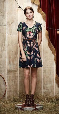 Vestido Pérola de Rosas