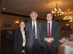 #Lawyer Evan Guthrie with Mary Matthews and Jeff Yungman of One80 Place at The South Carolina Bar Foundation Charleston Grantee Gathering held at the Harbour Club in Charleston, SC on Wednesday September 24, 2014. The event was held to highlight the impact of four Lowcountry grant organizations and benefit the Center for Heirs' Property Preservation, Charleston Pro Bono Legal Services, One80 Place, and South Carolina Legal Services' Charleston office.
