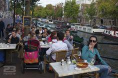 Coffee on Prinsengracht photo | 23 Photos Of Amsterdam