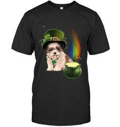 St Patricks Day Shih Tzu Dog Lover Shirt Gift For Men Women Shih Tzu Dog, St Patricks Day, Cool T Shirts, Dog Lovers, Gift, Mens Tops, Vintage, Women, Vintage Comics
