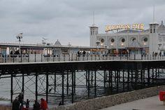 NINIVESKAL: Anglie Brighton Pier