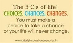 Quotes About Life Changes - Bing Images - Click image to find more quotes Pinterest pins