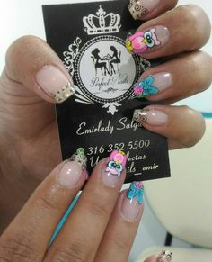 Cute Nails, Leo, Nail Designs, Victoria, Nail Art, Tattoos, Closet, Animals, Nail Design