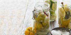 Preserved Lemons or Limes