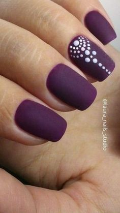 Dots #dotticure nail art, henna inspired style #nails #nailart