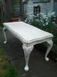 Shabby Chic Table. £69.00, via Etsy.
