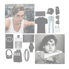 """""""any girls wanna hang out? • cole s."""" by alxssabxby ❤ liked on Polyvore featuring beauty, Dolce&Gabbana, AMIRI, Vans, Balmain, Shinola, adidas Originals, Yves Saint Laurent, Tod's and Movado"""