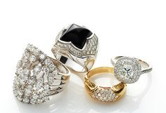 Fine Jewelry Shop: Diamonds -                                                                        White Gold & Diamond Geometric Pendant Necklace                                 Diamond & White Gold Overlapping Wavy Band Ring                                 0.20 Total Ct. Diamond Open Cross Pendant...  #Bangle, #Brooches, #Chandelier, #Cushion, #Diamond, #Dress, #EngagementRing, #Gowns, #JewelryBox, #Knife, #Platinum, #PostBack, #Sapphire, #Tie