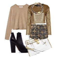 Untitled #109 by mazzo-sofia on Polyvore featuring polyvore fashion style Jaded London Jeffrey Campbell Michael Kors