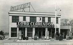 Lord Clarendon Service Station