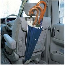 1 Pcs Universal Dobrável Car Auto Back Seat Organizador De Armazenamento De Guarda-chuva À Prova de água Caso Capa Saco Longo Bolsa Acessórios Do Carro(China (Mainland))