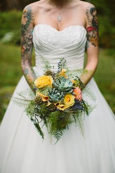 Fairytale Wedding in the Berkshire Mountains
