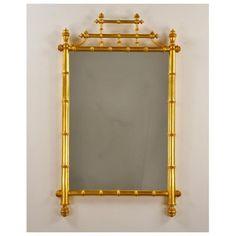 Horner Bamboo Mirror