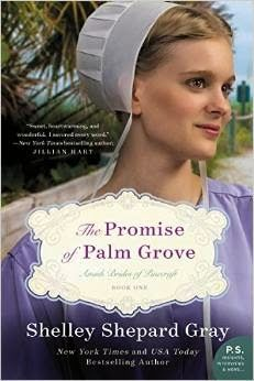 Leslie L. McKee - February Featured Book #1.  An interview with Shelley Shepard Gray and a Leslie's review of THE PROMISE OF PALM GROVE by Shelley Shepard Gray.