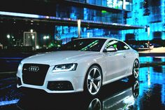 Audi RS5! Crash this car every single fucking time in Need For Speed.