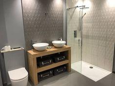 Vanity Unit Wash Stand Sink Basin Solid Oak Bespoke Rustic | Etsy £649 Stain Colors, Wood Colors, Window Boards, Oak Mantle, Wash Stand, Uk Photos, Vanity Units, Solid Oak, Floating Shelves