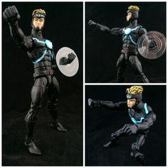 Havok (War of Kings) (Marvel Legends) Custom Action Figure