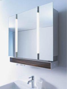 Designer Mirror Cabinets For Bathroom
