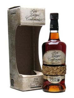 Ron Zacapa Centenario Rum 23 Anos - Straight From The Cask