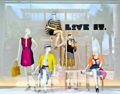 """Amy says :: I always shop from the displays and I'd buy every one of these looks.  """"LOVE IT"""" is right!"""